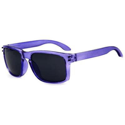 Slnečné okuliare Holbrook fialové