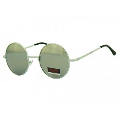 Slnečné okuliare Lenonky DARK SILVER