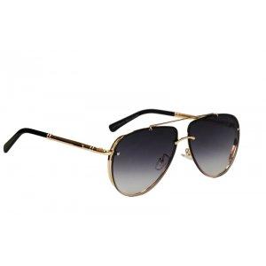 Slnečné okuliare LUXURY Grand Gold BLACK