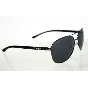 Slnečné okuliare metal black