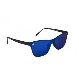 Slnečné okuliare modern Wayfarer Diamond Full BLUE