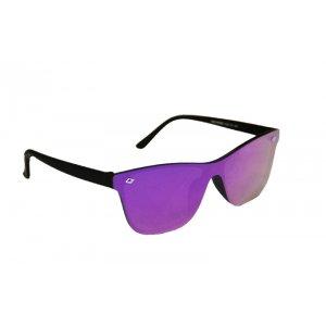 Slnečné okuliare modern Wayfarer Diamond Full GOLD/PINK