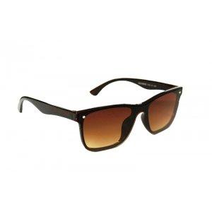 Slnečné okuliare modern Wayfarer FULL slim BROWN