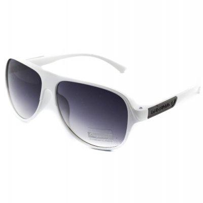 Slnečné okuliare Ohio biele