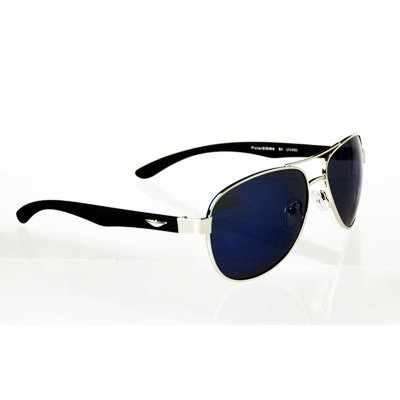 Slnečné okuliare pilotky Double Wings BLUE