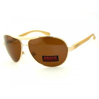 Polarizačné okuliare pilotky FLOP GOLD