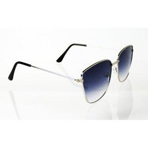 Slnečné okuliare pilotky Neat BLACK