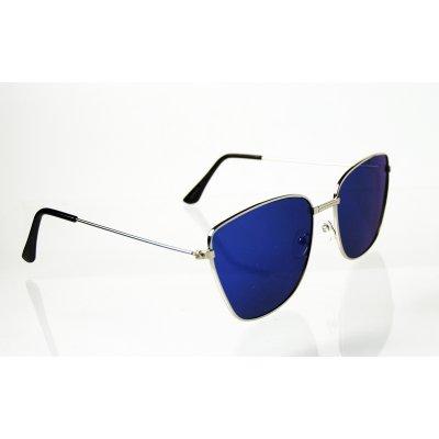 Slnečné okuliare Pilotky Sky BLUE