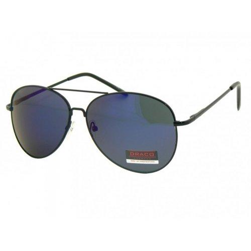 Slnečné okuliare Pilotky SMILE BLUE dark e3b7de188b1