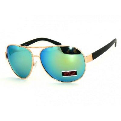 Slnečné okuliare Pilotky STAR BLUE
