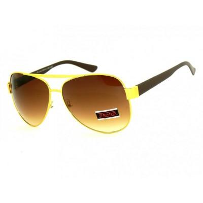 Slnečné okuliare Pilotky SWING GOLD