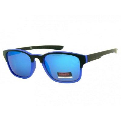 Slnečné okuliare ROB BLUE&BLACK