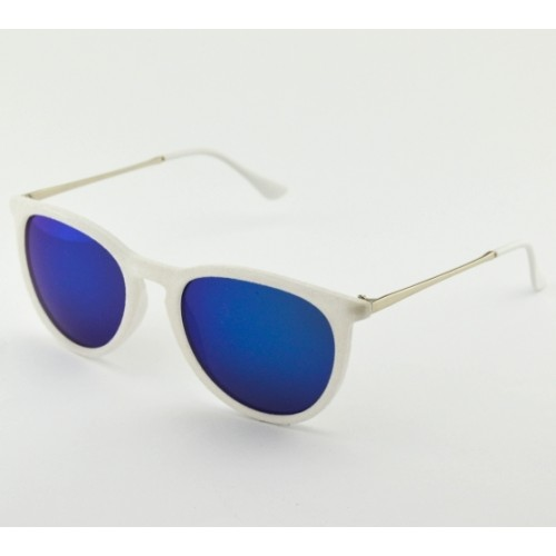 1d3260be7 Dámske slnečné okuliare Italy semish biele
