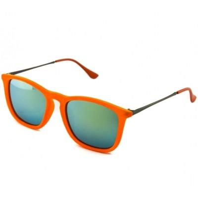 Dámske slnečné okuliare Italy semish oranžové