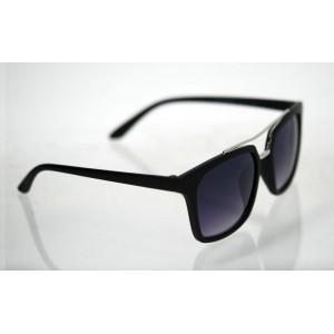 Slnečné okuliare Sendy Black SILVER matné
