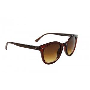 Slnečné okuliare Simply Wood Spot BROWN