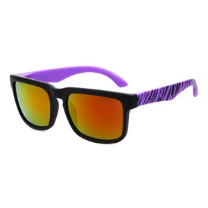 Slnečné okuliare SPY - Fialová zebra