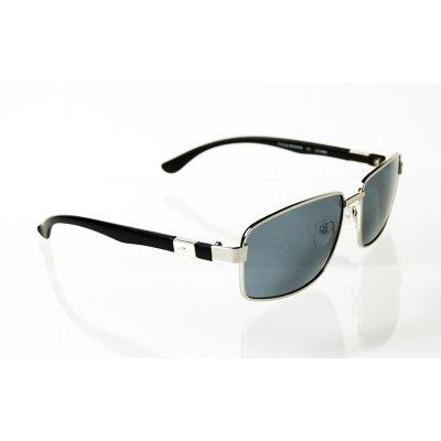 Slnečné okuliare Swan black SILVER