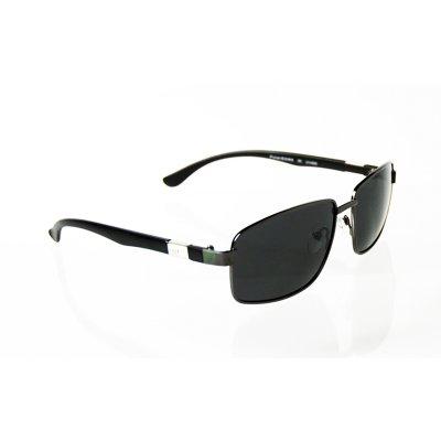 Slnečné okuliare Swan gray BLACK