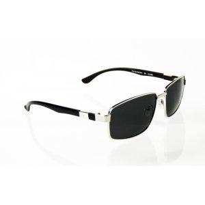 Slnečné okuliare Swan silver BLACK