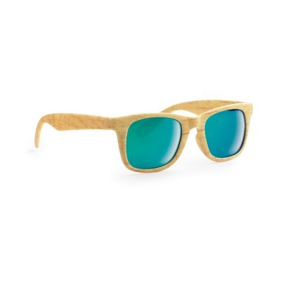 Slnečné okuliare WARM WOOD