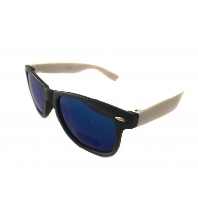 Slnečné okuliare Wayfarer BLUE BLACK&WHITE