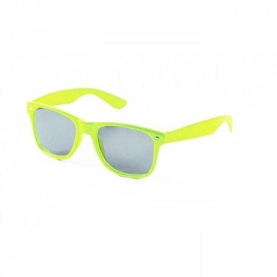 Slnečné okuliare Wayfarer CLEAR NEON GREEN