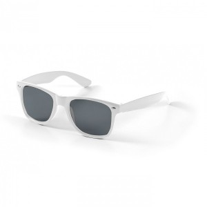 Slnečné okuliare Wayfarer CLEAR WHITE