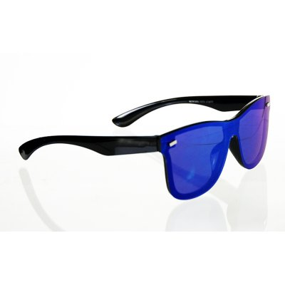 Slnečné okuliare Wayfarer full glass blue