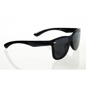 Slnečné okuliare Wayfarer full glass point BLACK