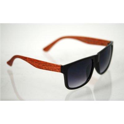 Slnečné okuliare Wayfarer Light Wood BLACK