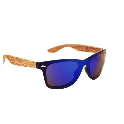 Slnečné okuliare Wayfarer Light Wood Effect BLUE&GREEN