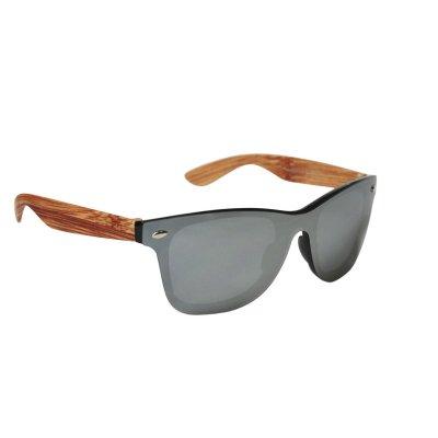 Slnečné okuliare Wayfarer Light Wood Effect SILVER