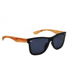 Slnečné okuliare Wayfarer Light Wood full glass BLACK