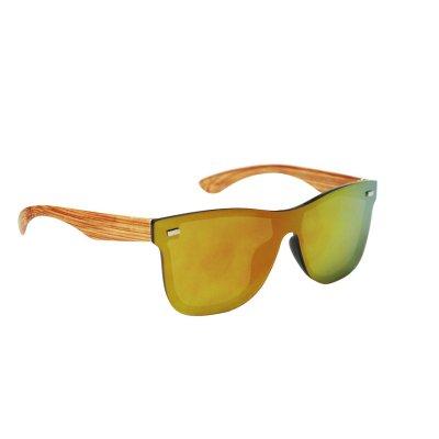 Slnečné okuliare Wayfarer Light Wood full glass GOLD