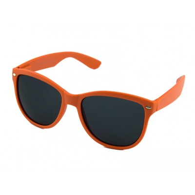 Slnečné okuliare Wayfarer Manhattan Oranžová matná