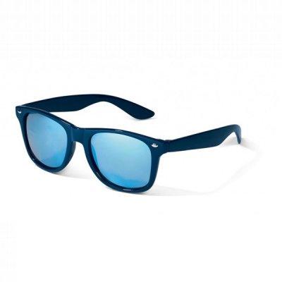 Slnečné okuliare Wayfarer MIRROR BLUE