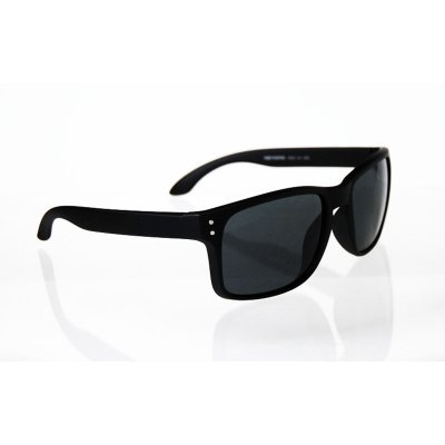 Slnečné okuliare Wayfarer Modern BLACK matné