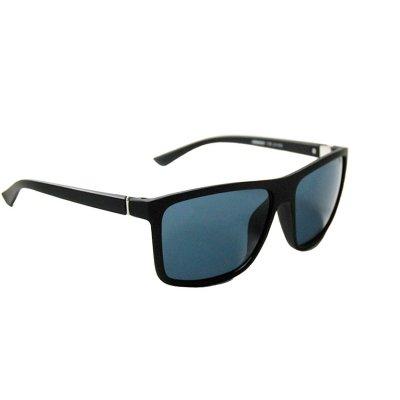 Slnečné okuliare Wayfarer Modern Pyramid Silver BLACK matné