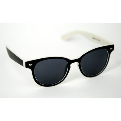 Slnečné okuliare Wayfarer New Nice style BLACK&WHITE