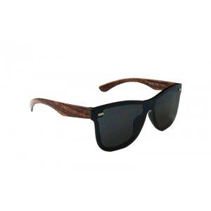 Slnečné okuliare Wayfarer Wood full glass BLACK