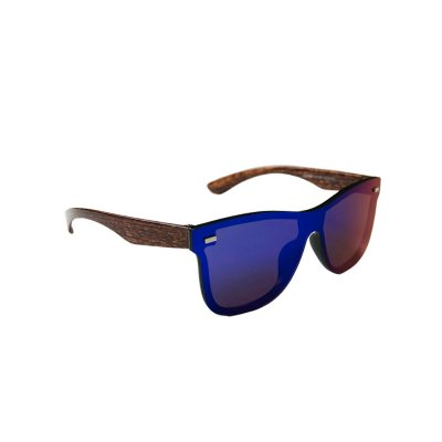 Slnečné okuliare Wayfarer Wood full glass BLUE&GREEN