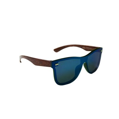 Slnečné okuliare Wayfarer Wood full glass BROWN