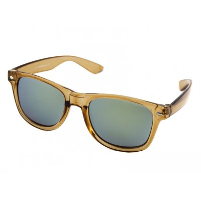 Slnečné okuliare Wayfarer - Gold&Brown