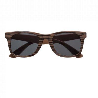 Slnečné okuliare WOOD IMITATION DARK