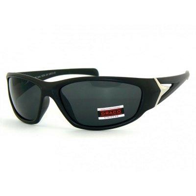 Slnečné športove okuliare DAMIAN BLACK