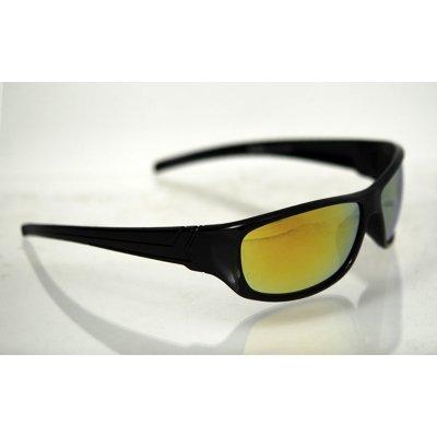Slnečné športove okuliare DAMIAN GOLD+