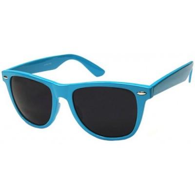 Slnečné okuliare Wayfarer CLASSIC - tyrkysové