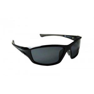 Športove polarizačné okuliare Black Light Gray BLACK