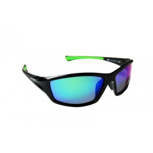 Športové polarizačné okuliare Gam black GREEN